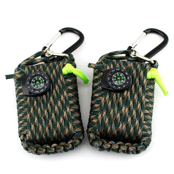 29 IN 1 Survival Grenade – EDC Survival Kit