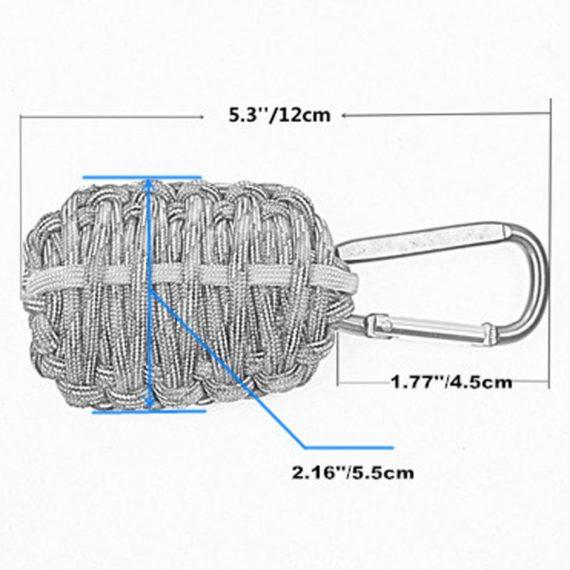 11 IN 1 EDC Survival Kit / Survival Grenade