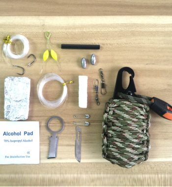 14 in 1 Paracord Grenade – Survival Grenade