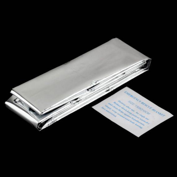Waterproof Survival Thermal Foil Blanket