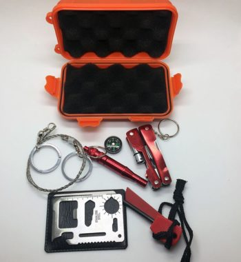 Mini SOS Kit – Mini Survival Tool Set