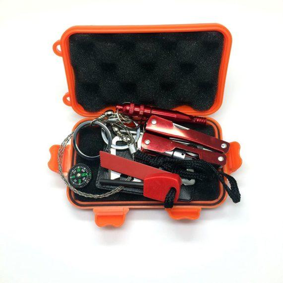 Mini SOS Kit – Mini Survival Tool Set