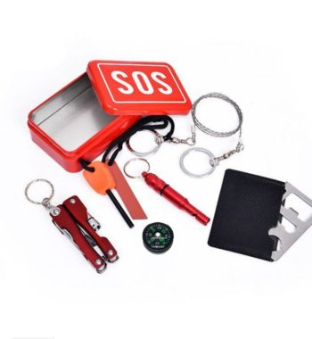 Survival Kit Tin – Ready Made Survival Tool Set