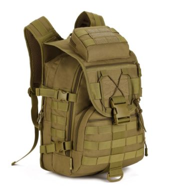 35 Liter Waterproof Tactical Molle Backpack