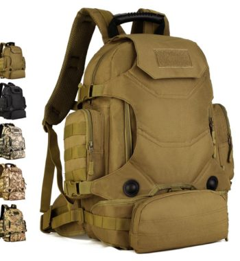 45 Liter Waterproof Military Standard Backpack