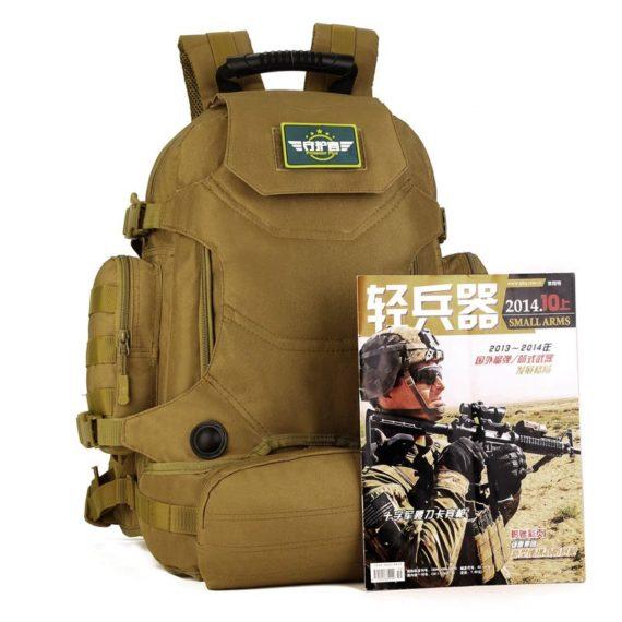 45 Liter Waterproof Military Standard Backpack