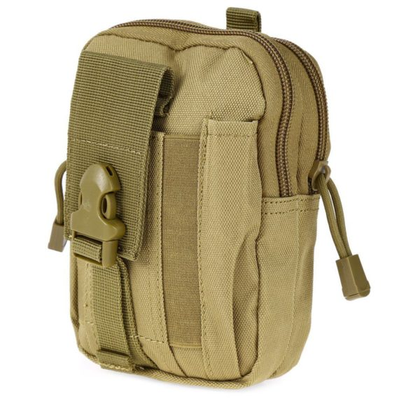 Waterproof Waist Bag / Molle Bag – Tactical Pouch