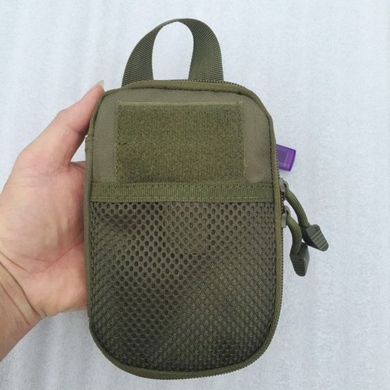 1000D Nylon Tactical Pouch for Everyday Carry
