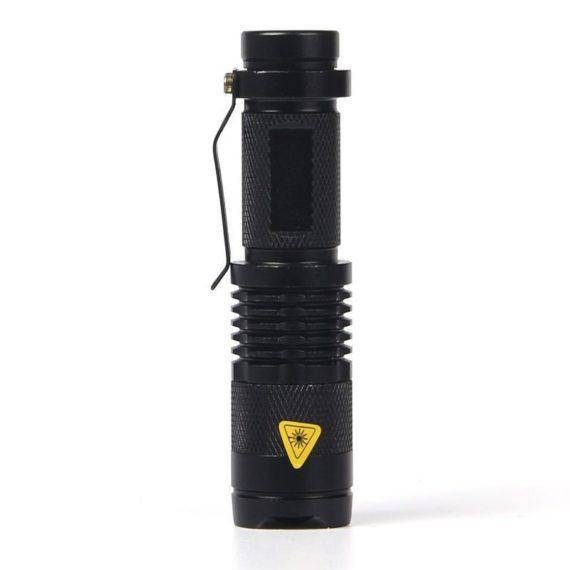 2000 Lumen BrightMax LED Tactical Flashlight