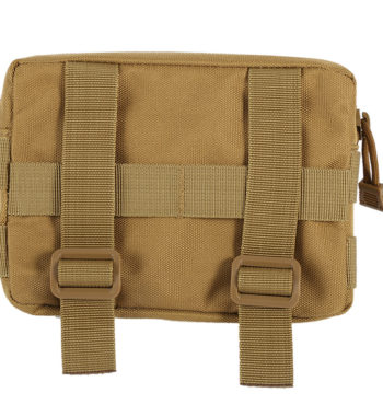 600D Nylon Waist Pouch with Molle System Support