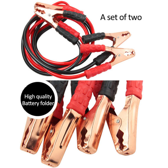 500A Jumper Cable for Vehicles