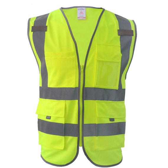 Protective Reflective Safety Vest – EN471 Standard