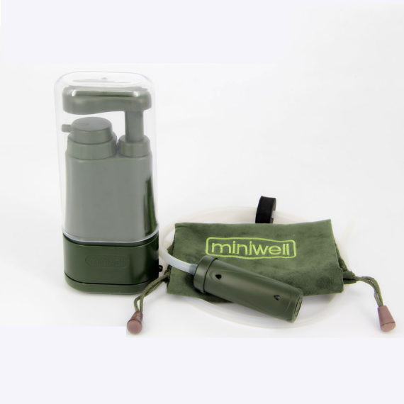 Miniwell L610 – 0.01 Micron Portable Water Filter