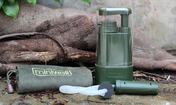Miniwell L610 – 0.01 Micron Portable Water Filter