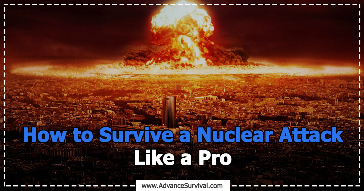 How to Survive a Nuclear Attack Facebook