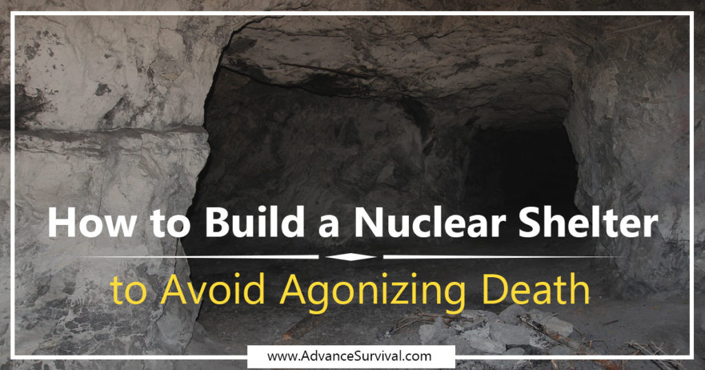 how to build a nuclear shelter