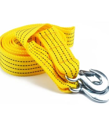 Heavy Duty Nylon Tow Rope – 11000 Lbs Load Bearing Capacity