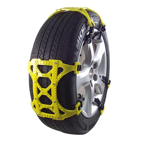 Anti-skid Universal Tire Snow Chains – Double Snap