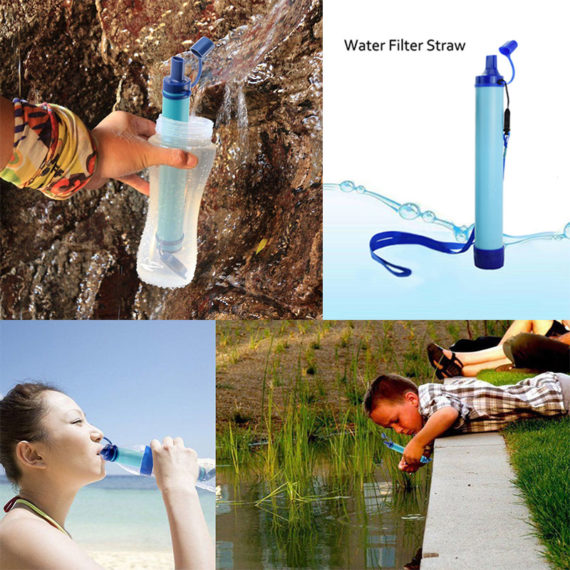 Portable Water Filter Straw – LifeStraw