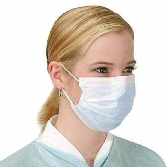 Medical Grade Disposable Face Masks – 10/50/100 Pieces