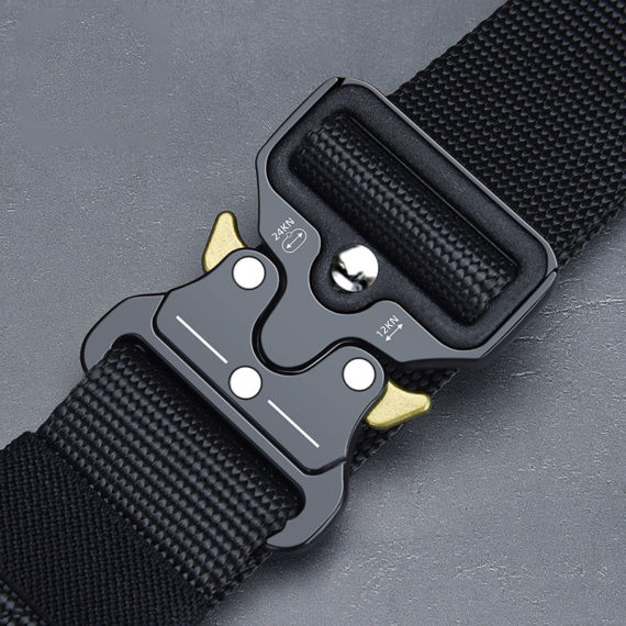 Strongest Tactical Belt – Made of High Quality Nylon