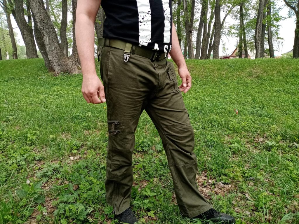 Tactical Belt - Made of High Quality Nylon